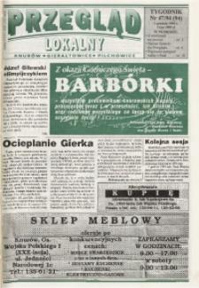 Przegląd Lokalny, 1994, nr 47 (94)