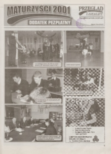 Maturzyści 2001