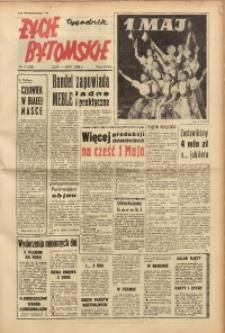 Życie Bytomskie, 1962, R. 6, nr 17 (282)