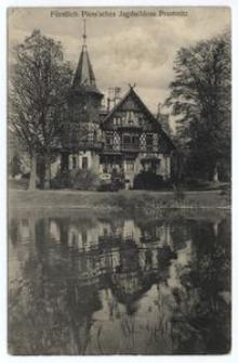 Fürstlich Pless'sches Jagdschloss Promnitz