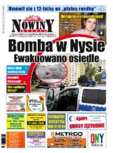 Nowiny Nyskie 2017, nr 37.