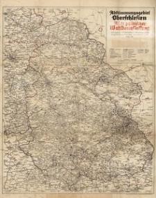 Abstimmungsgebiet Oberschlesien. Akte polnischer Wahlbeeinflussung.