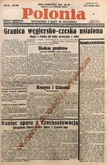 Polonia, 1938, R. 15, nr 5046