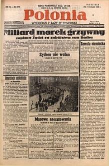 Polonia, 1938, R. 15, nr 5056