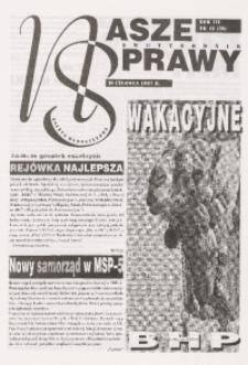 Nasze Sprawy, 1997, R. 3, nr 12