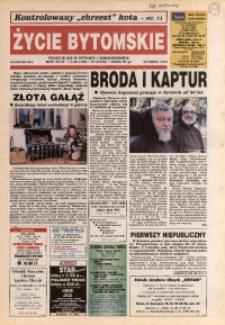 Życie Bytomskie, 1998, R. 43, nr 37 (2155)