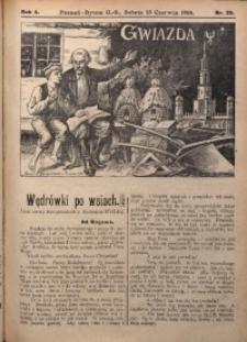 Gwiazda, 1906, R. 4, Nr. 25