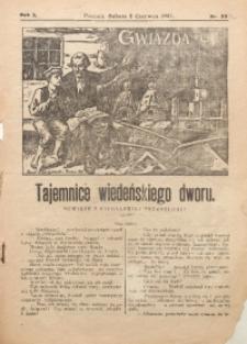 Gwiazda, 1907, R. 4, Nr. 23