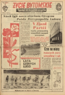 Życie Bytomskie, 1968, R. 12, nr 29 (607)