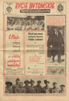 Życie Bytomskie, 1970, R. 14, nr 17 (700)