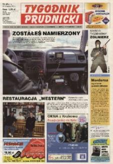 Tygodnik Prudnicki : gazeta lokalna gmin : Prudnik, Biała, Głogówek, Korfantów, Lubrza, Strzeleczki, Walce. R. 14, nr 48 (678).