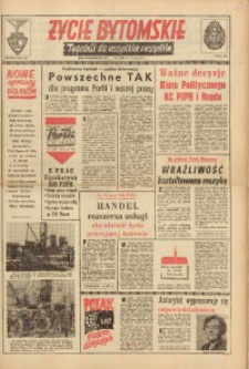 Życie Bytomskie, 1971, R. 15, nr 7 (742)