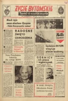 Życie Bytomskie, 1971, R. 15, nr 29 (764)