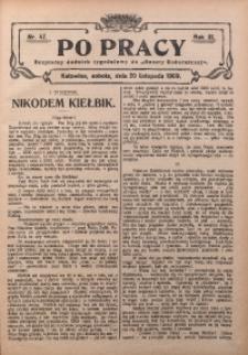 Po Pracy, 1909, R. 3, nr 47
