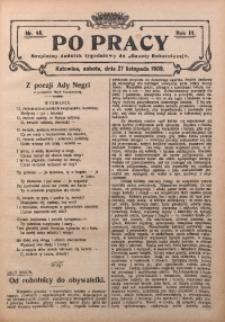 Po Pracy, 1909, R. 3, nr 48