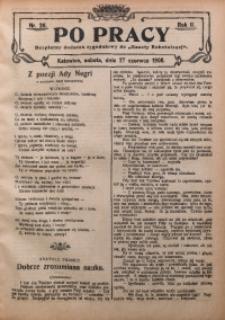 Po Pracy, 1908, R. 2, Nr. 26