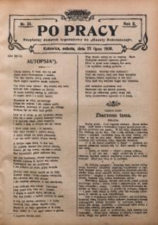 Po Pracy, 1908, R. 2, Nr. 30