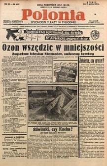 Polonia, 1938, R. 15, nr 5093