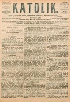 Katolik, 1880, R. 13, nr 32