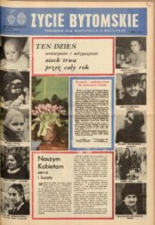 Życie Bytomskie, 1972, R. 16, nr 10 (797)