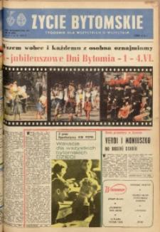 Życie Bytomskie, 1972, R. 16, nr 22 (809)