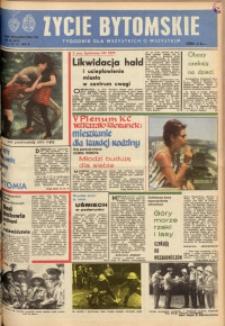 Życie Bytomskie, 1972, R. 16, nr 23 (810)