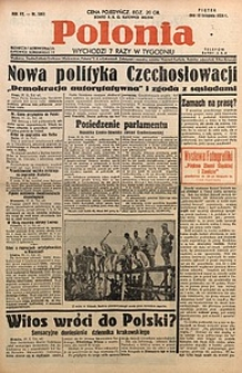 Polonia, 1938, R. 15, nr 5061