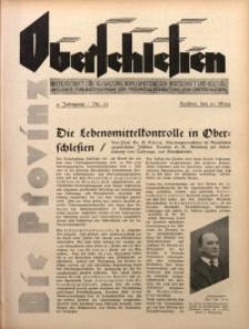 Die Provinz Oberschlesien, 1929, Jg. 4, Nr. 13