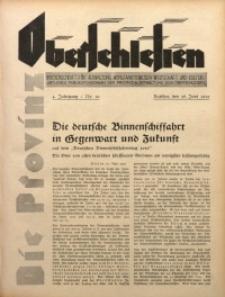 Die Provinz Oberschlesien, 1929, Jg. 4, Nr. 26