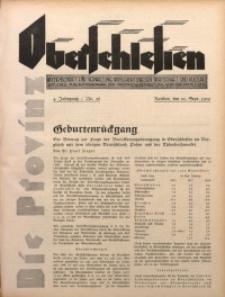Die Provinz Oberschlesien, 1929, Jg. 4, Nr. 38
