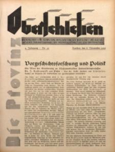 Die Provinz Oberschlesien, 1929, Jg. 4, Nr. 45
