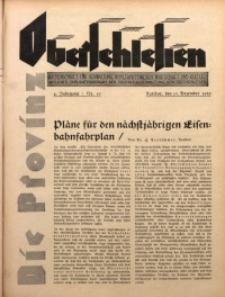 Die Provinz Oberschlesien, 1929, Jg. 4, Nr. 50