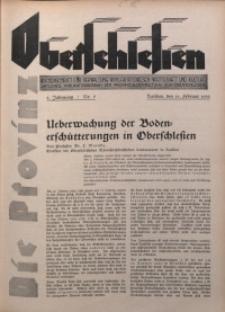 Die Provinz Oberschlesien, 1930, Jg. 5, Nr. 8
