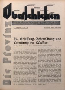 Die Provinz Oberschlesien, 1930, Jg. 5, Nr. 19