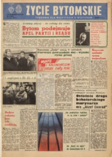 Życie Bytomskie, 1973, R. 17, nr 2 (841)