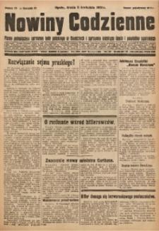Nowiny Codzienne, 1931, R. 21, nr 78