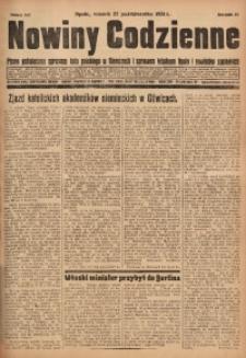 Nowiny Codzienne, 1931, R. 21, nr 247