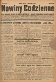 Nowiny Codzienne, 1931, R. 21, nr 278