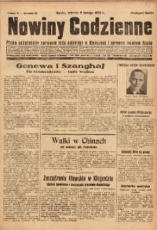 Nowiny Codzienne, 1932, R. 22, nr 31