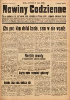 Nowiny Codzienne, 1932, R. 22, nr 116