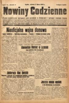 Nowiny Codzienne, 1932, R. 22, nr 149