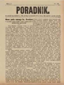 Poradnik, 1911, R. 2, Nr. 25