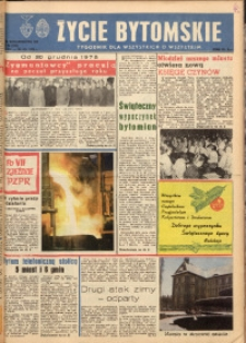 Życie Bytomskie, 1975, R. 19, nr 52 (995)