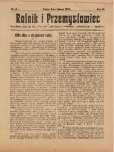 Rolnik i Przemysłowiec, R. 3, 2 lutego 1913