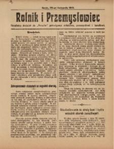 Rolnik i Przemysłowiec, R. 3, 20 listopada 1913