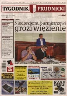 Tygodnik Prudnicki : prywatna gazeta lokalna gmin : Prudnik, Biała, Głogówek, Korfantów, Lubrza, Strzeleczki, Walce. R. 25, nr 37 (1289).