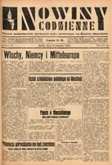 Nowiny Codzienne, 1933, R. 23, nr 75