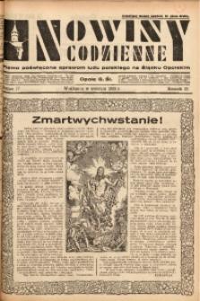 Nowiny Codzienne, 1933, R. 23, nr 77