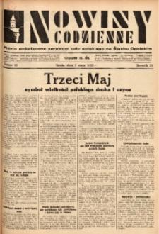 Nowiny Codzienne, 1933, R. 23, nr 90