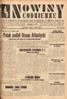 Nowiny Codzienne, 1933, R. 23, nr 97